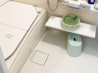 バスルームリフォーム ヒートショックも防げる断熱仕様の浴室と洗面所暖房機
