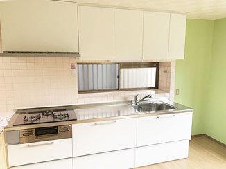 キッチンリフォーム 使いやすさにこだわったマンションの水廻りリフォーム