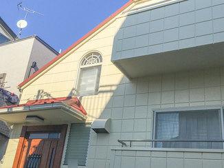 外壁・屋根リフォーム 紫外線に強く劣化しにくい外壁