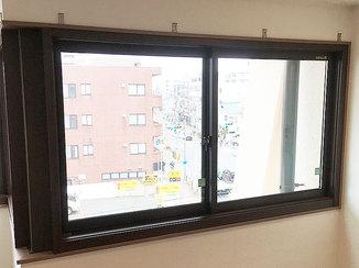 エクステリアリフォーム 断熱窓&二重窓で結露を抑えた窓リフォーム